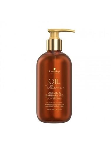 Schwarzkopf Oil Ultime Argan Yağı Şampuan 300ml Renksiz